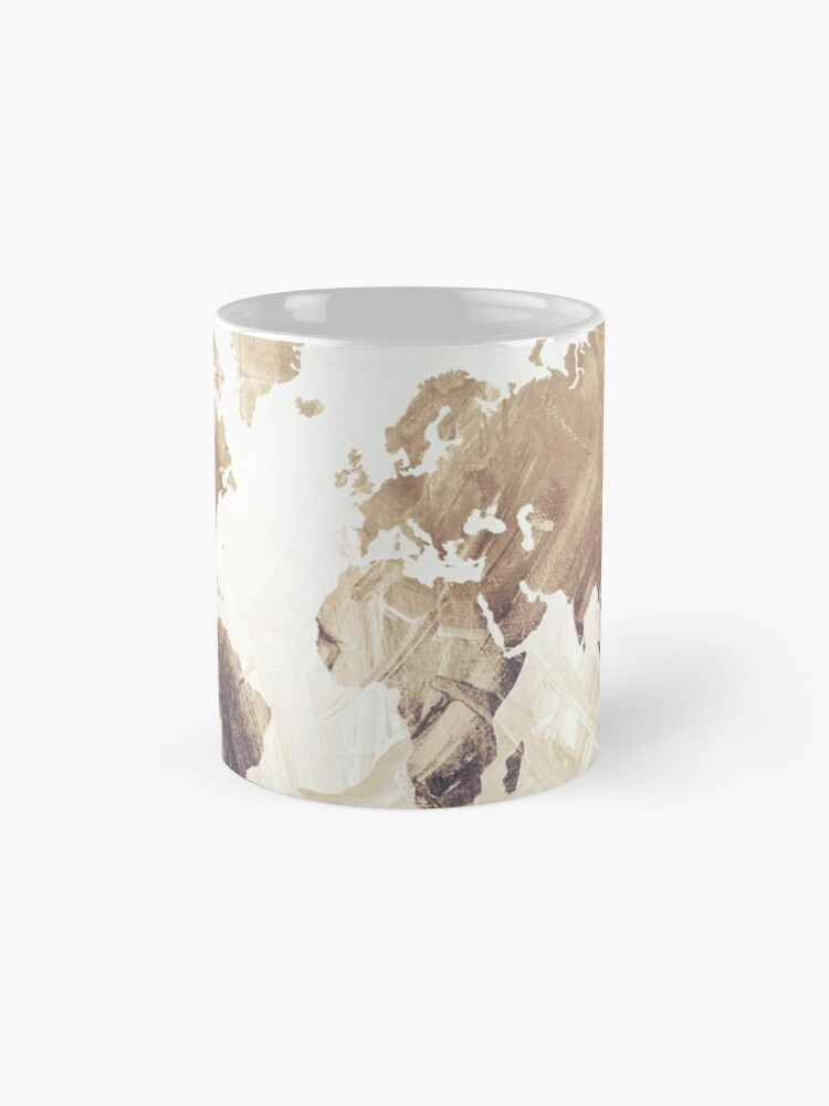 Alternate view of MAP-Freedom vibes worldwide  III Mug