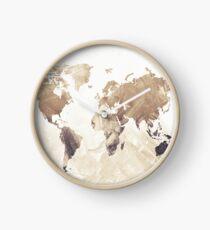 MAP-Freedom vibes worldwide  III Clock