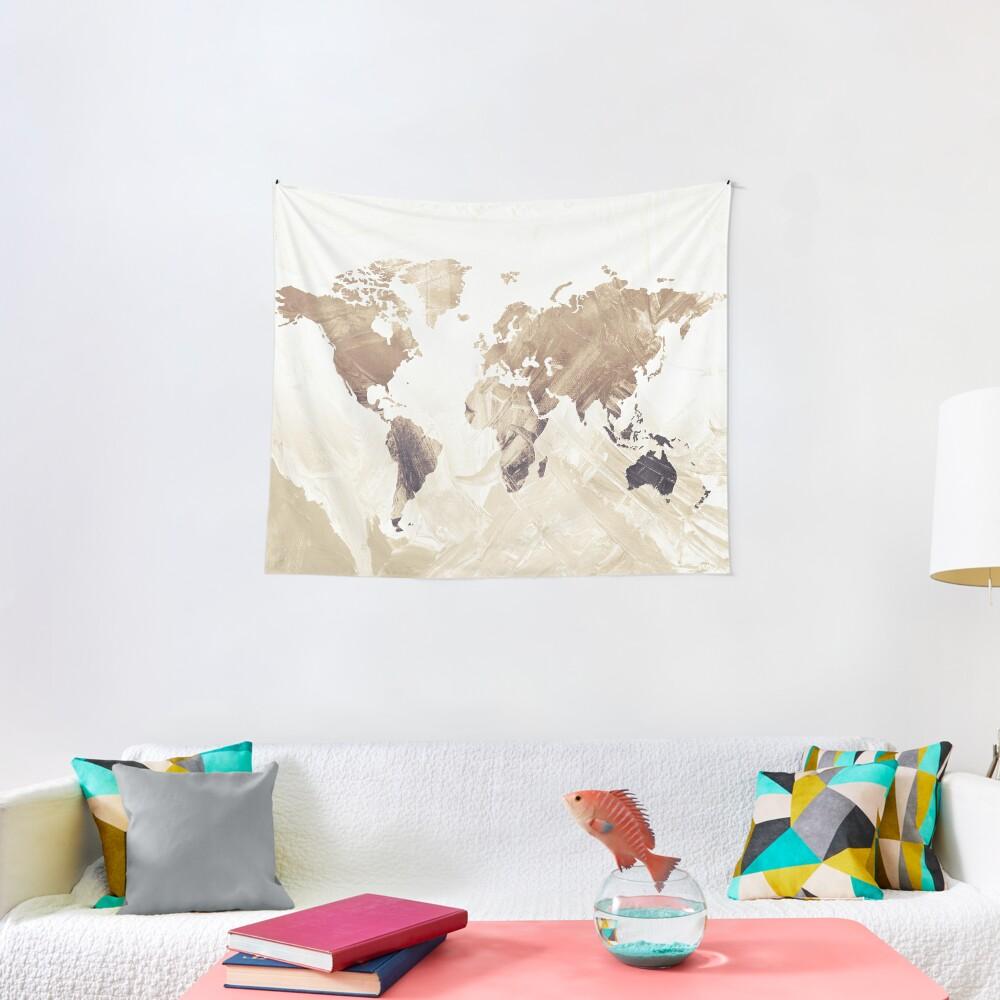 MAP-Freedom vibes worldwide  III Tapestry