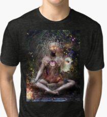 Sacrament For The Sacred Dreamers Tri-blend T-Shirt