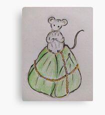 Lienzo Duan Wu Mouse
