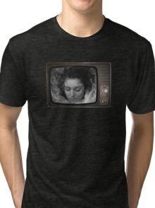 Plastic Dreams Tri-blend T-Shirt