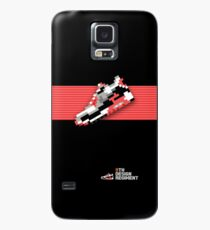 8-bit running shoe for iPods, iPhone 4S and older models Case/Skin for Samsung Galaxy