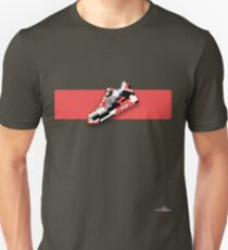 8-bit running shoe T-shirt T-Shirt