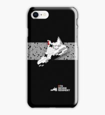 8-bit basketball shoe 4 for iPods, iPhone 4S and older models iPhone Case/Skin