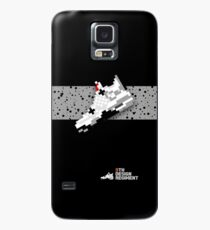 8-bit basketball shoe 4 for iPods, iPhone 4S and older models Case/Skin for Samsung Galaxy