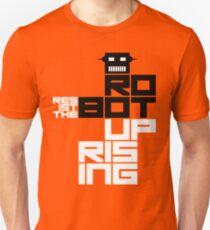 Resist the Robot Uprising T-Shirt