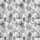 «Impresión en blanco y negro» de enami