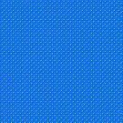 Buttons of Blue by RicksPix