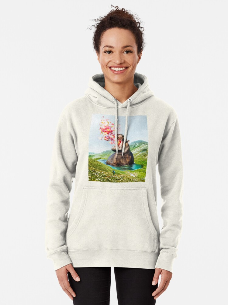 Alternate view of From Within Pullover Hoodie
