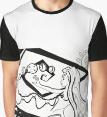 Alevi Olech Graphic T-Shirt