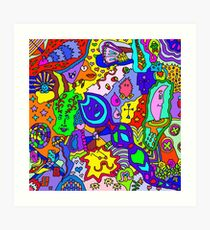 Abstract 24 Art Print