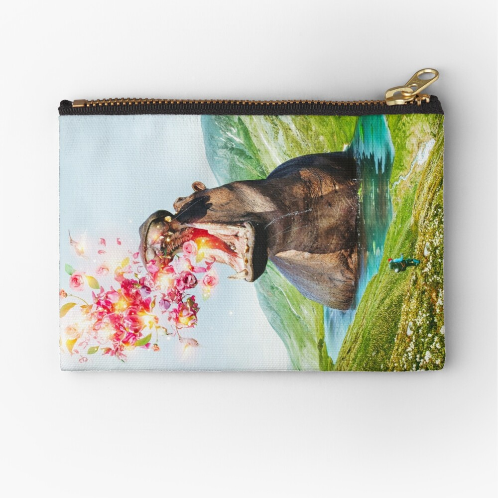 From Within Zipper Pouch