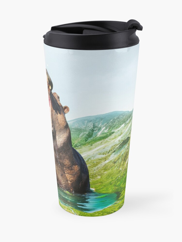 Alternate view of From Within Travel Mug