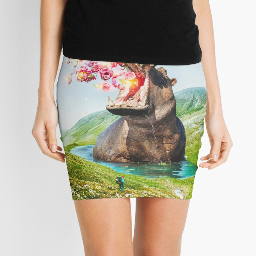 From Within Mini Skirt