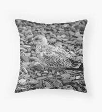 Splittone Camouflage Throw Pillow