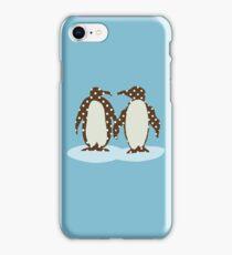 Best Friend Penguins iPhone Case/Skin