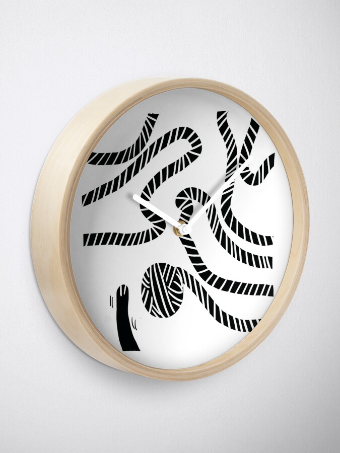 Vista alternativa de Reloj bagcat