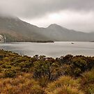 Winter at Cradle Mountain by Christine Smith