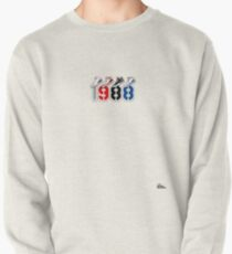 8-bit basketball shoe 3 collection Pullover