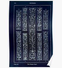 A Handbook Of Ornament With Three Hundred Plates Franz Sales Meyer 1896 0228 Supports Pilaster Panel Inverted Poster