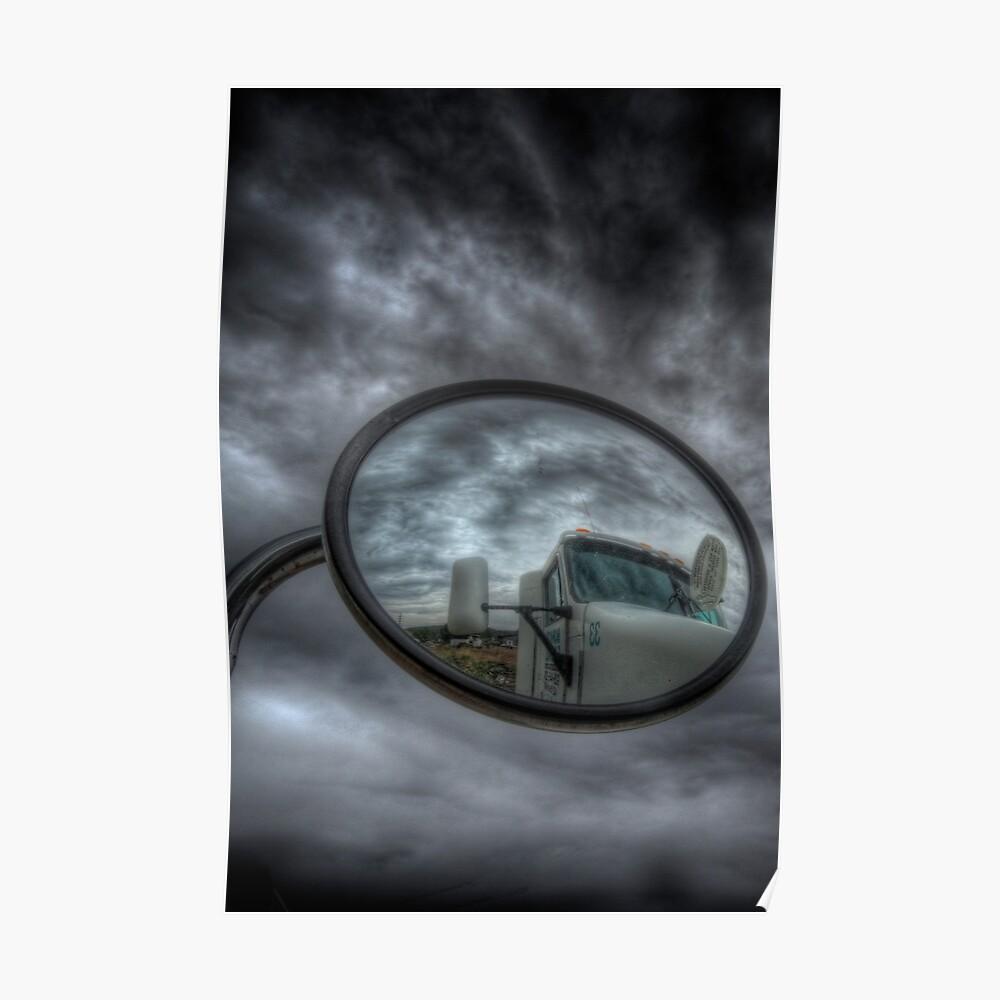 Cloud Trucker Poster