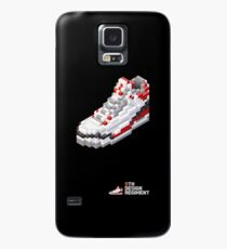 3D 8-bit basketball shoe 3 Case/Skin for Samsung Galaxy