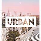 URBAN T-Shirt Originalversion 1 von James G