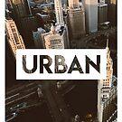 URBAN T-Shirt Originalversion 2 von James G