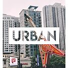 URBAN T-Shirt Originalversion 4 von James G
