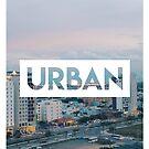 URBAN T-Shirt Originalversion 5 von James G