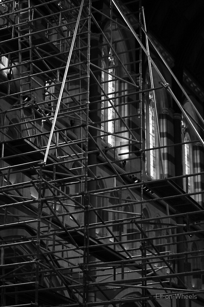 Scaffold by Ell-on-Wheels