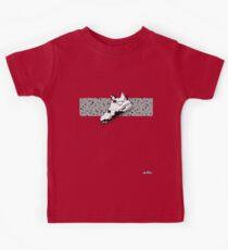 8-bit basketball shoe 4 T-shirt Kids Clothes