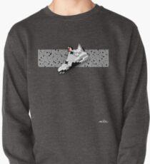 8-bit basketball shoe 4 T-shirt Pullover