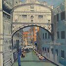 Bridge of sighs by David Phillips