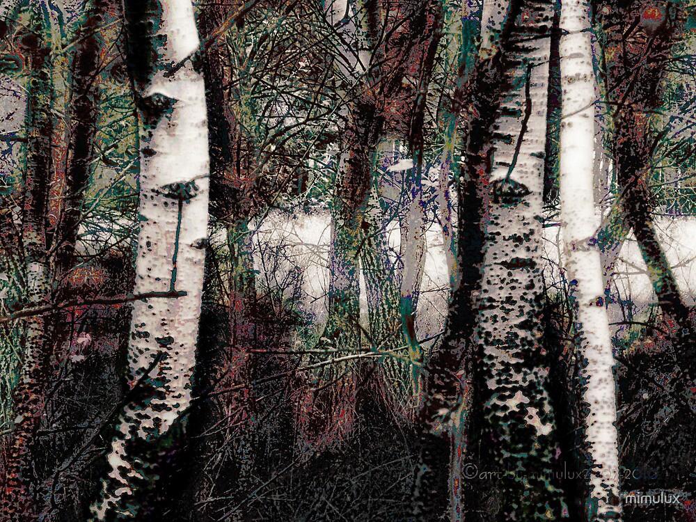 Zauberwald - Die Wächter / Magic Forest - The Guardians by mimulux