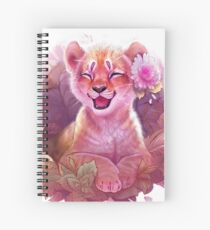 Just Can't Wait Spiral Notebook