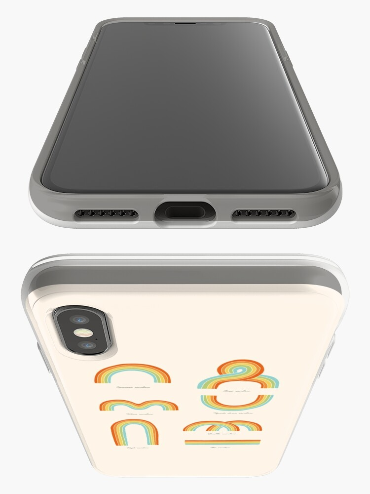 Alternate view of Know Your Rainbows iPhone Cases & Covers