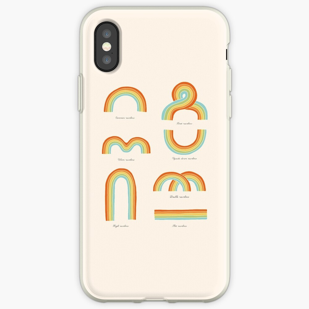 Know Your Rainbows iPhone Cases & Covers