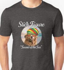 Stick Figure Band Slim Fit T-Shirt