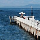 Pier, Point Lonsdale, Australia by brendanscully