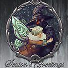 Season's Greetings by JerinDrawing