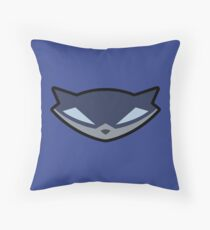 Sly Gauge 2 Throw Pillow