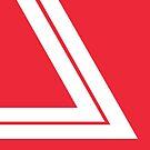 Niki Lauda McLaren Helmet Arrow Alternate by GHRDesign