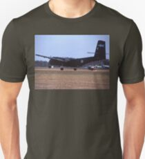 Caribou Parachute Drop @ Williamtown Airshow 1976 T-Shirt