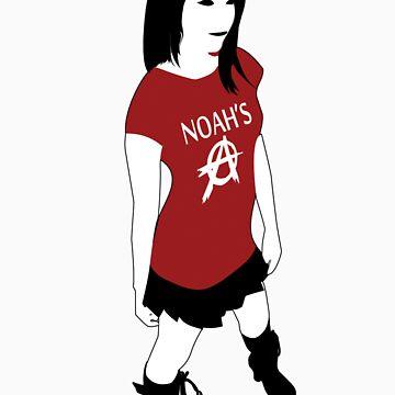 noahs chick by krazee2dope