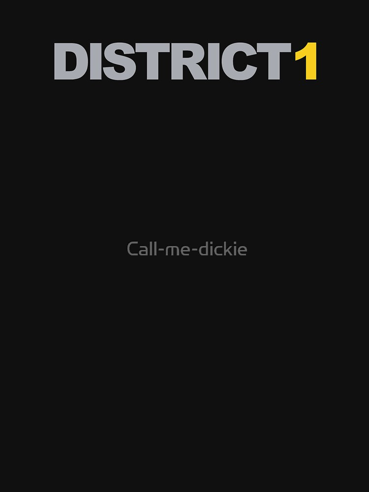 Hunger Games - District 1 by Call-me-dickie