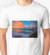 Sunrise Laugna Mountain Street Unisex T-Shirt