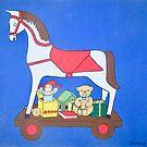 Spielzeugpferd # 5 von Shulie1