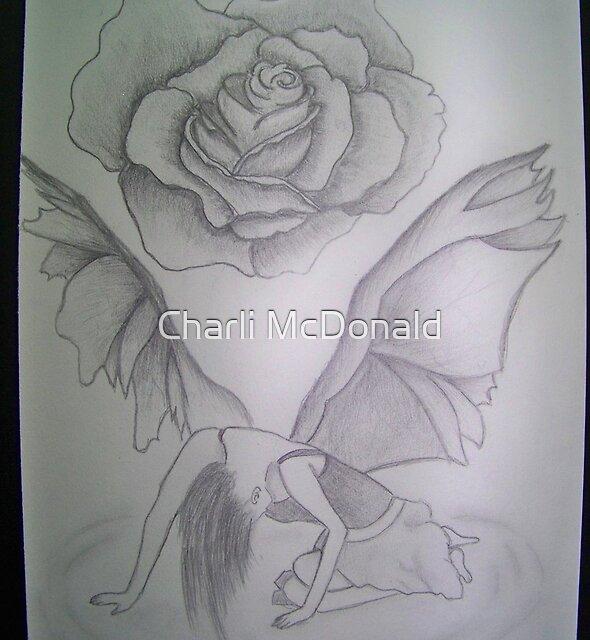Fallen Angel by Charli McDonald